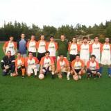 Η ομάδα ποδοσφαίρου μας