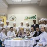 Διαγωνισμός ΙΟΝ - LE MONDE Chocolate Contest 2014