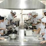 εργαστήριο μαγειρικής