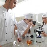εργαστήριο χημείας τροφίμων