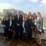 Επίσκεψη σπουδαστών της ειδικότητας Hotel Management σε κεντρικό ξενοδοχείο της Αθήνας
