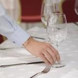 Στιγμιότυπο από εκπαίδευση του τμήματος  Bar and Restaurant Management